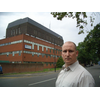 Julian Tisi opposed cuts in hours at Windsor Police Station, made by the Conservative dominated Police Authority