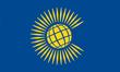 Commonwealth Flag 2013