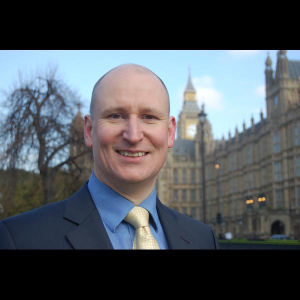 Julian Tisi at Westminster