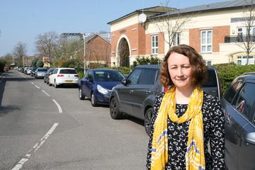 Karen Davies Green Lane Clewer New Town Residents Parking (RPG Coe)