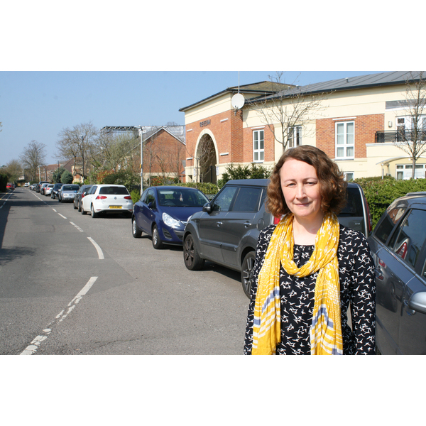 Karen Davies Green Lane Clewer New Town Residents Parking (RPG Coe)